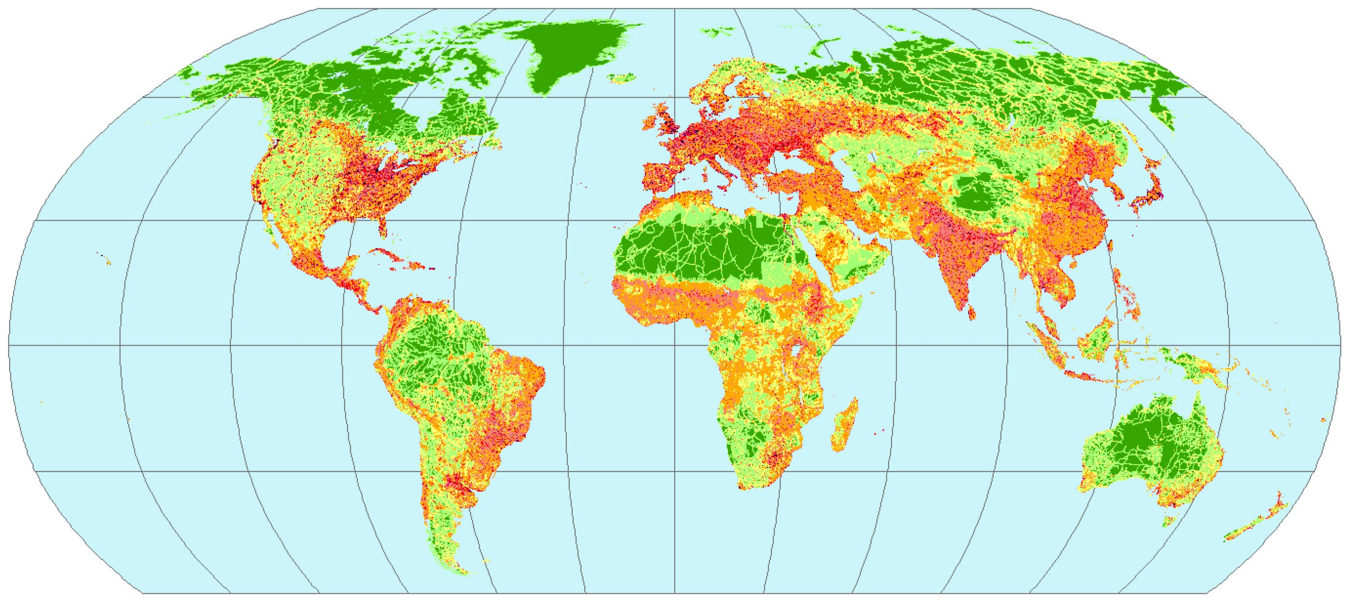 Ecological footprints science for understanding the peoples national geographic national geo ed resource national geo food comparison calc foot pring map 1960 2050 ecologicalfootprintatlas2010 gumiabroncs Gallery