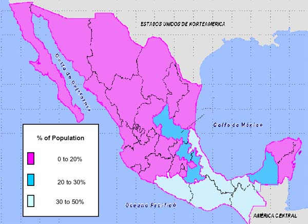 Mexico: First Statement from the Self-Defense Group of ...  |Water Maps Michoacan Mexico