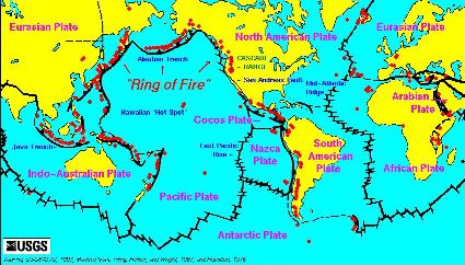 Environmental health survey and baseline establishment science map of the ring of fire gumiabroncs Image collections